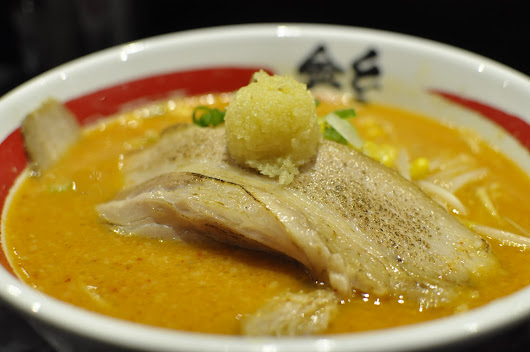 Kinton Ramen Toronto North York, Canada - MR. N/A | Style + Gear + Music + Travel + Food + Liquor | Adventures of Mr. Ng Alan