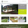 WordPress Web Design for Landscape Gardeners |  - Caro Creative