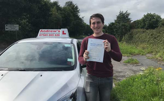Mochdre Driving lessons | Andrew's Driving