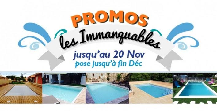 O piscines promos d automne for Albatica piscine