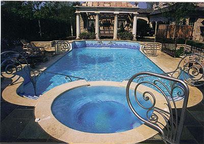 Poolandspa.com - Cool Pool Picture - Fancy-