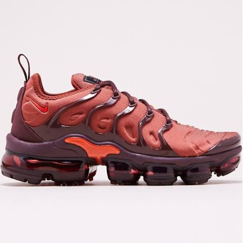 info for e4c57 aa717 Nike Air Vapormax Plus - Womens Shoes Burnt Orange Size 8 ...