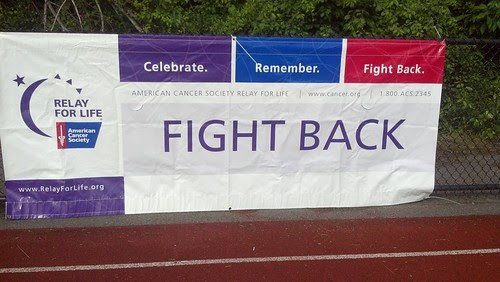 Franklin - Relay for Life: banner