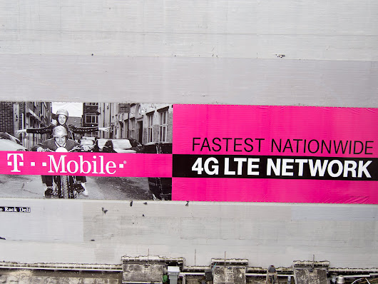 T-Mobile's Wideband LTE network goes live in New York City