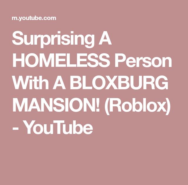 Homeless Roblox Robux Generator Password Needed - sad homeless roblox videos