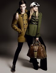 Burberry Fall Winter 2011-2012