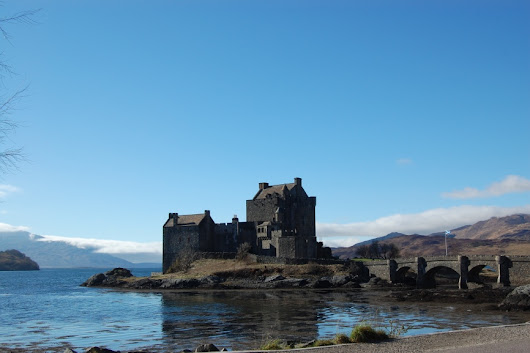 Isle of Skye, March 2016 – Day 1: Eilean Donan Castle