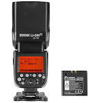 Flashpoint Zoom Li-on R2 Ttl On-camera Flash Speedlight For Sony (v860sii)