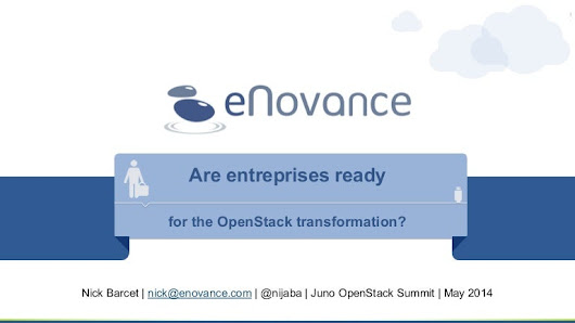 Are enterprises ready for the OpenStack transformation