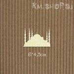 Чипборд Мечеть №2