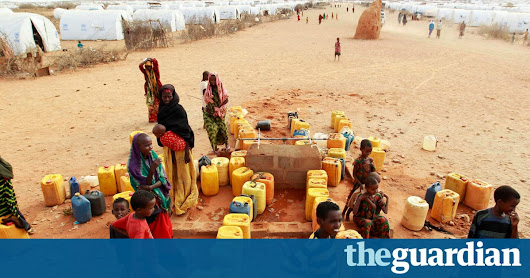 Somalia famine fears prompt UN call for 'immediate and massive' reaction | Global development | The Guardian