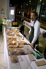 Brioche Bakery, Island Earth Farmers Market, Westfield Metreon, San Francisco