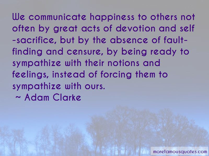 Quotes About Forcing Happiness Top 6 Forcing Happiness Quotes From