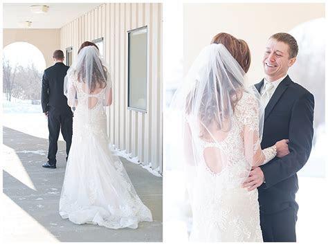 North Dakota Winter Wedding