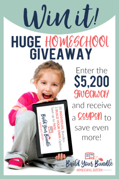 Win $100 Cash, Over $5,000 in Curriculum, AND Get FREE STUFF!