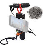 Movo PR-2-PM iPhone Video Kit - Smartphone Video Rig | Movo