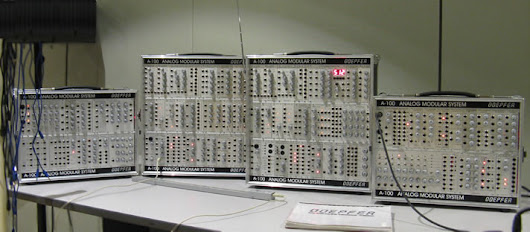 CEC — eContact! 17.4 — Analogue and Modular Synthesis: Resurgence and evolution