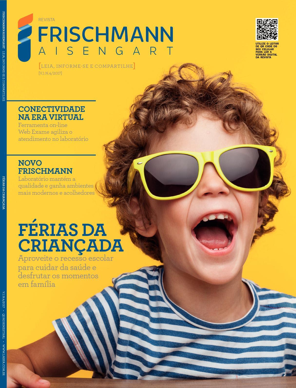 Calaméo Revista Frischmann 4ª Edição