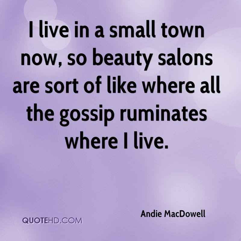 Andie Macdowell Quotes Quotehd