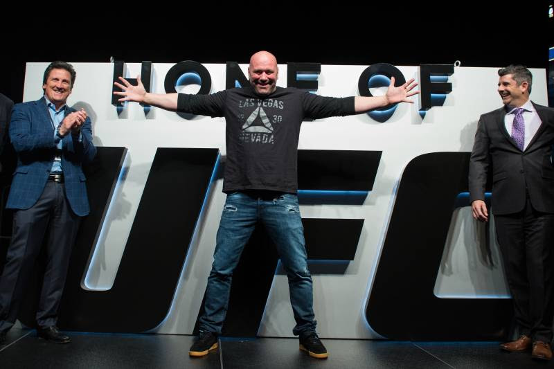 UFC President Dana White has helped guide the promotion through tumultuous times but faces an uncertain future as the UFC guns for a lucrative TV deal.