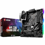 MSI MPG Z390 GAMING EDGE AC with Intel Z390 ATX Motherboard - LGA1151 Socket