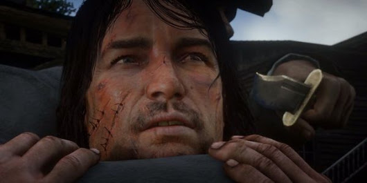 The REAL Story Behind John Marston's Scars Is Dumb