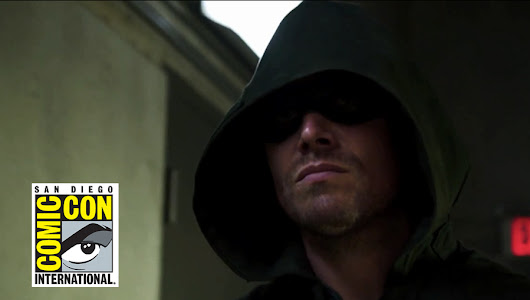 Arrow Season 3 Promo (Comic-Con)
