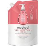 Method Gel Handwash Refill, Pink Grapefruit - 34 fl oz pouch