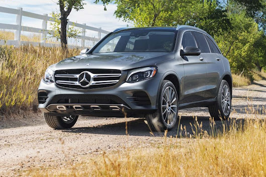 Mercedes-Benz GLC-Class is the 2017 Motor Trend SUV of the Year - Motor Trend