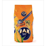 Harina PAN Yellow Corn Meal Flour 1 Kg Venezuela by Jekema