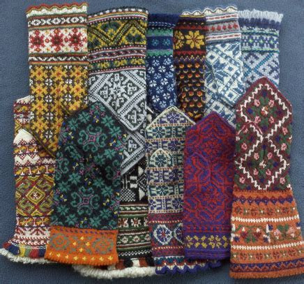 Latvian Mittens   STITCHES Midwest Registration   The
