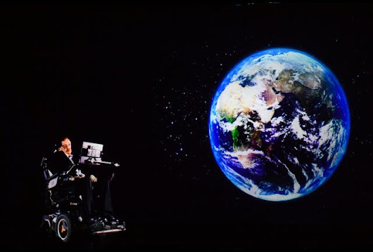 Stephen Hawking Warns We Must Colonize Another Planet Soon - Here's Why He's Wrong