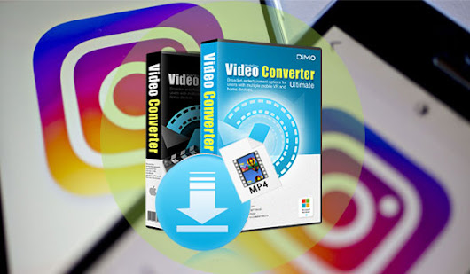 Best 2-in-1 Instagram to MP4 Downloader & Converter