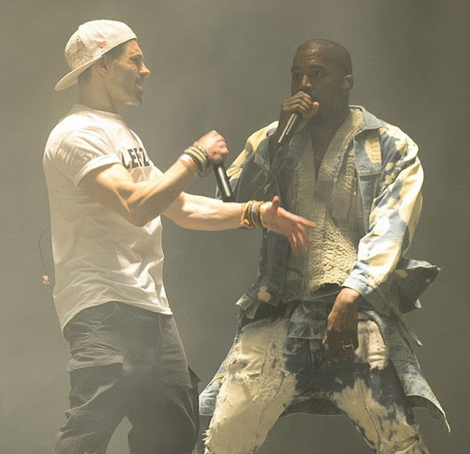 Kanye West Performs in Double Denim - Denimology