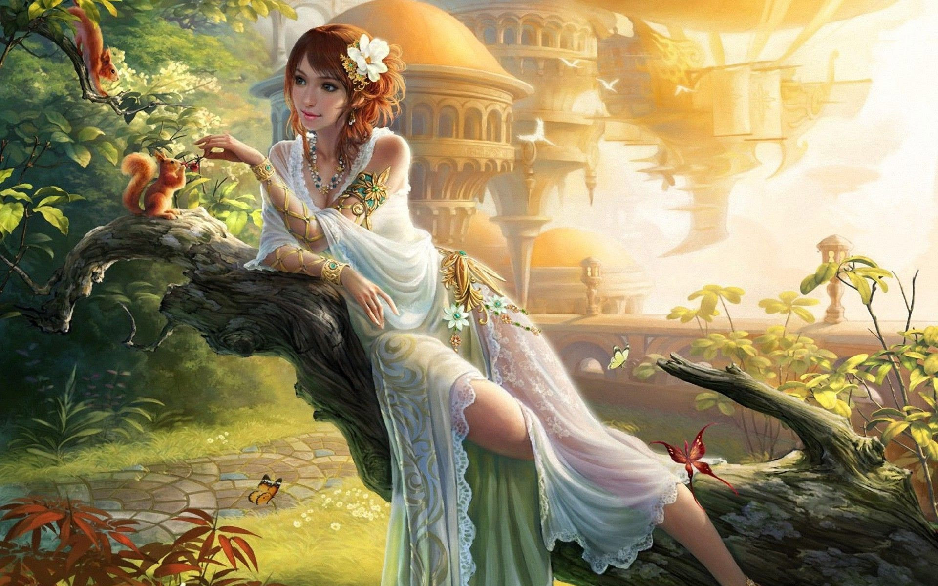 Beautiful Fairies Wallpapers (70+ images)