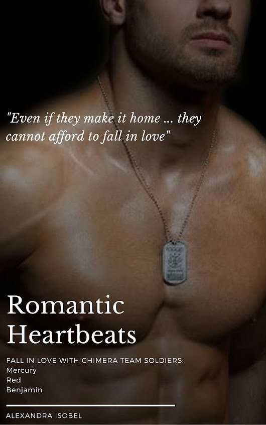 Romantic Heartbeats: Erotic Military Alpha Soldier Romance