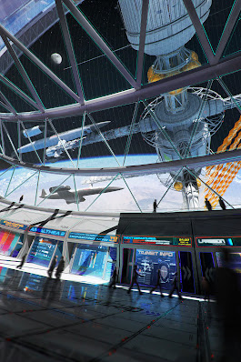Visions, Ventures, Escape Velocities: A Collection of Space Futures