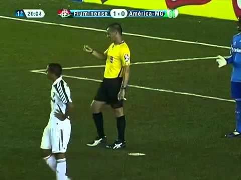America Mineiro vs Fluminense