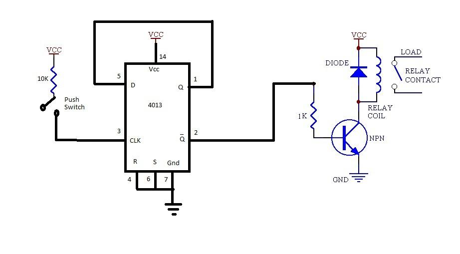 Wiring Manual PDF: 12 Volt Push Button Switch Wiring Diagram
