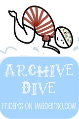 friday archive dive button