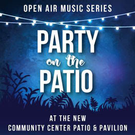 Party On The Patio With The E Flat Porch Band Nov 9 North Texas E News