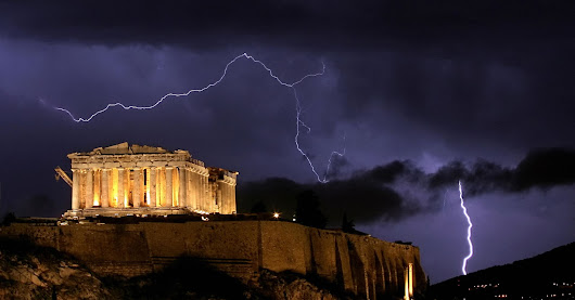 What would a Greek default look like?