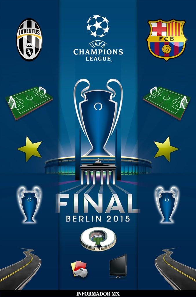 Final Champions League: Juventus vs. Barcelona