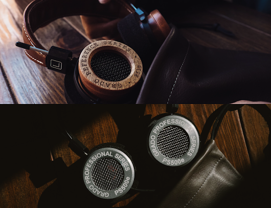 .@Grado is giving away hand-built Brooklyn headphones and a @thisisground leather bag! #heritagematters