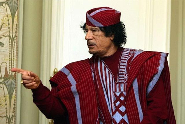 Muammar Gaddafi's Death and Life