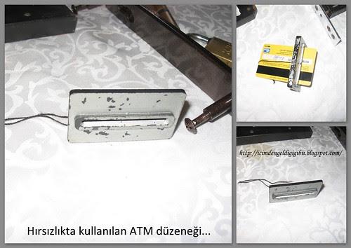 ATM hırsız