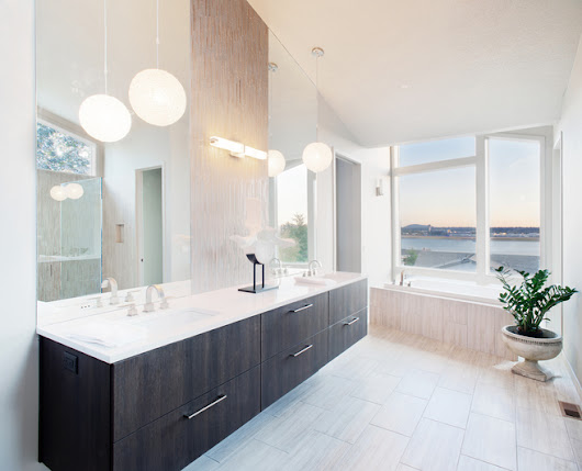 How To Easily Find The Perfect Lighting For Your York County Bathroom - C.C. Dietz, Inc.