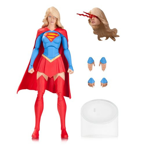 DC Icons Supergirl Action Figure - DC Collectibles - DC Comics - Action Figures at Entertainment Earth
