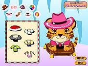 Jogar Baby tiger dressup Jogos