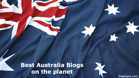 Top 50 Australia Blogs And Websites on the Web | Australia Blog